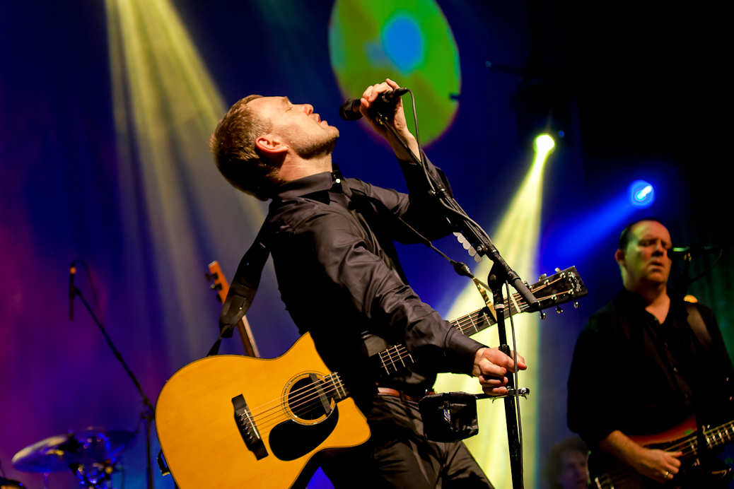 David Gray, Mutineers, Danforth Music Hall – May 4th, 2014